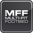 MFF Multi-Fit Footbed