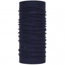 BUFF® Midweight merino wool night blue melange