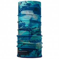 BUFF® Polar NatGeo™ antarctic ocean blue