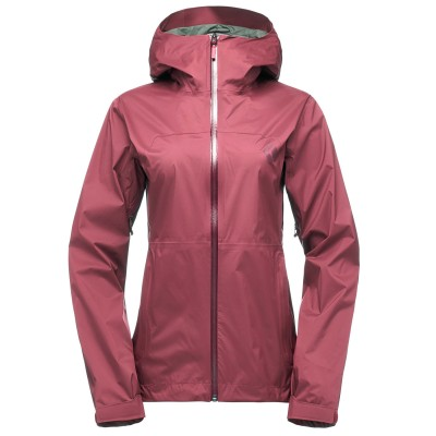 Black Diamond Stormline Stretch Rain Shell W
