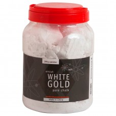 Black Diamond White Gold 300g Refillable Canister