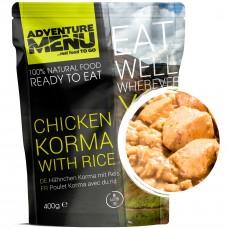 Adventure Menu курица Корма с рисом