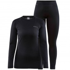 CRAFT Core Warm Baselayer Set Women's