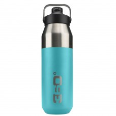 360 Degrees Vacuum Insulated Stainless Steel Bottle with Sip Cap 1L