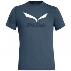 Salewa Solidlogo Dri-Release Tee Mns
