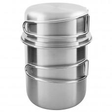 Tatonka Handle Mug Set 600 ml