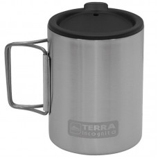 Terra Incognita T-Mug 250 ml W/Cap