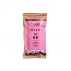 James Cook Батончик вишня-какао