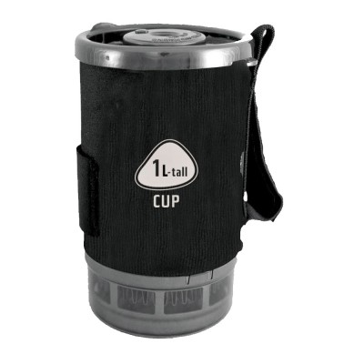 JETBOIL 1.0 L FluxRing Tall Spare Cup Carbon