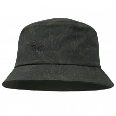 BUFF® Trek Bucket Hat Checkboard moss green