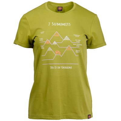 Turbat 7 SUMMITS Wms
