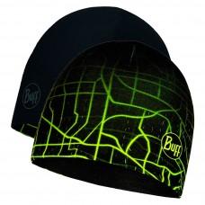 BUFF® Microfiber Reversible Hat r-extent black