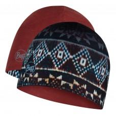 BUFF® Microfiber Reversible Hat butú dark navy