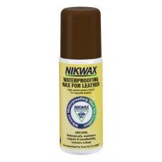 Nikwax Waterproofing Wax for Leather Brown 125ml