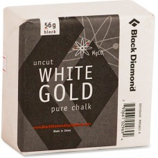 Black Diamond White Gold Pure Chalk