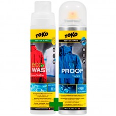 Toko Duo-Pack Wash & Proof