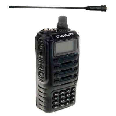 Радиостанция QUANSHENG TG-UV 2 (Dual Band VHF+UHF)