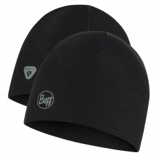 BUFF® ThermoNet Reversible Hat solid black