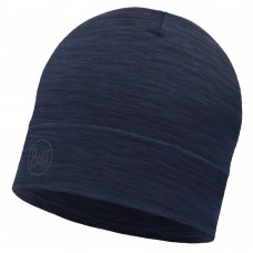 BUFF® Lightweight Merino Wool Hat solid denim