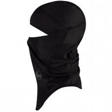 BUFF® ThermoNet Hinged Balaclava solid black